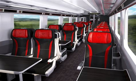 East Coast Sleeper by Virgin S Intercity 125 Replacement Set To Take To The