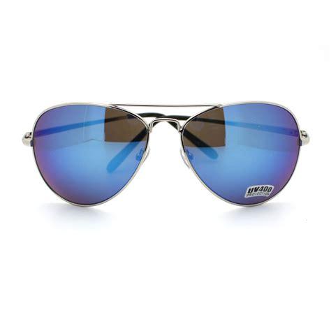 colorful sunglasses colorful color mirror lens aviator sunglasses ebay