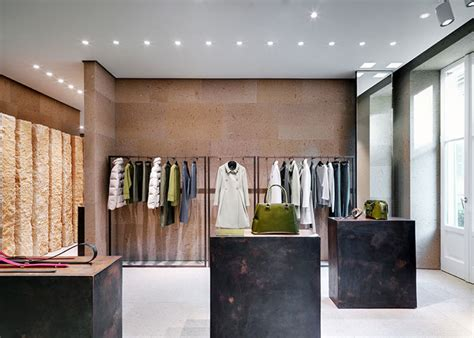 home design stores milan giada fashion boutique by claudio silvestrin milan