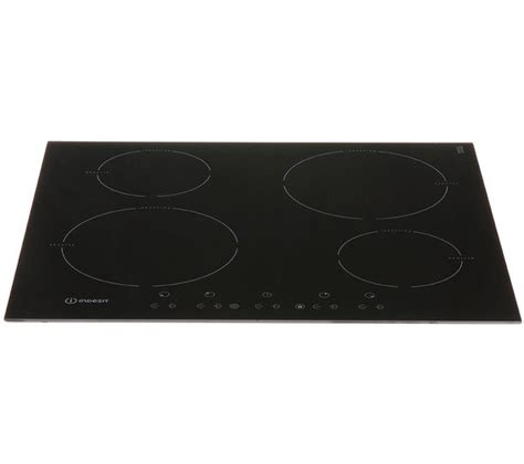 induction hob currys buy indesit vix644 ce induction hob black free delivery currys