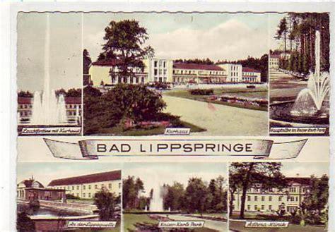 Kleine Bad Lippspringe by Alte Ansichtskarten Postkarten Antik Falkensee Hamm