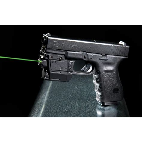Viridian Laser Light by Viridian 174 X5l Universal Green Laser Sight Tac Light