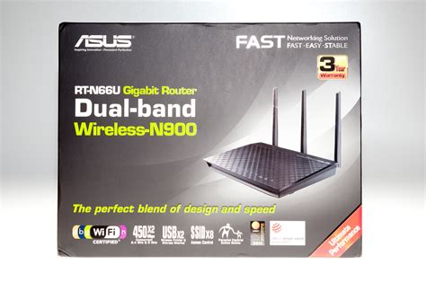 asus rt n66u dual band wireless n900 ethernet router review thinkbroadband