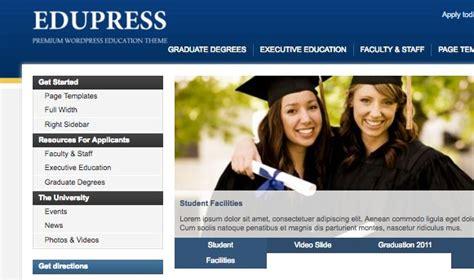 membuat website untuk sekolah 10 template wordpress gratis responsive keren untuk
