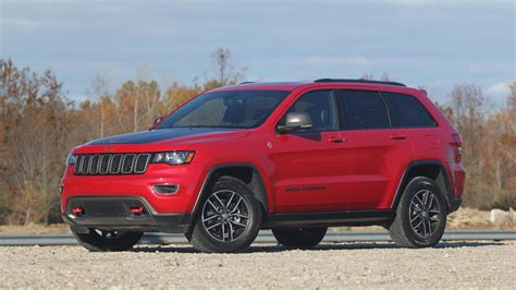 Grand Trailhawk Review by 2017 Jeep Grand Trailhawk Review Seriously Capable
