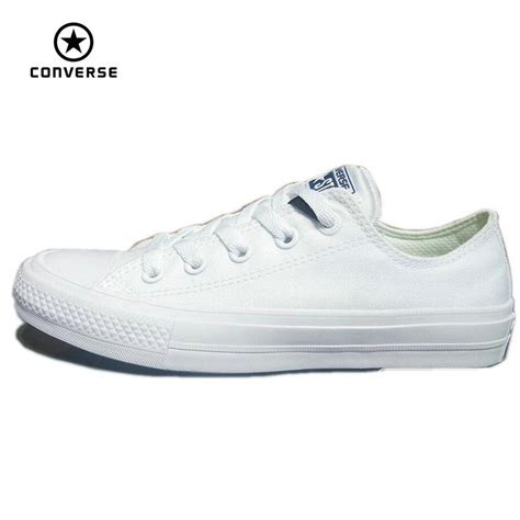 Convers Low Unisex aliexpress buy converse chuck ii 2016 new all unisex low sneakers canvas shoes