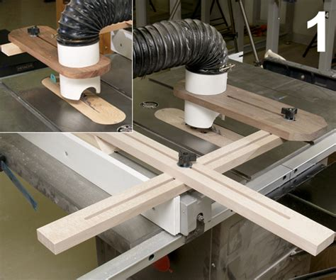table saw dust collection table saw dust collection advice router forums