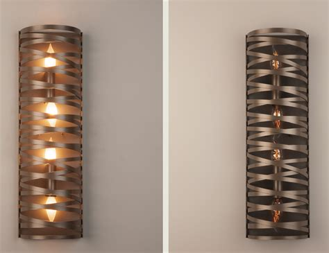 Sconce Light Covers Tempest Metal Cover Wall Sconce Csb0013 Artisan Crafted