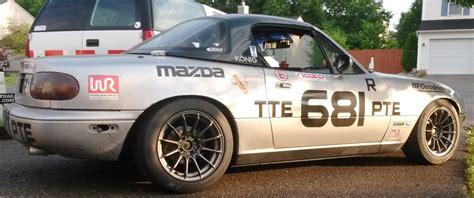 mazda mx5 tyre size miata wheels miata wheel fitment pictures and information