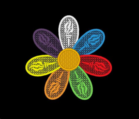 yw value colors yw torch logo values colors flower lds embroidery