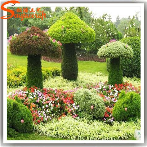 Garden Of Wholesale Factory Wholesale Cheap Artificial Topiary Trees