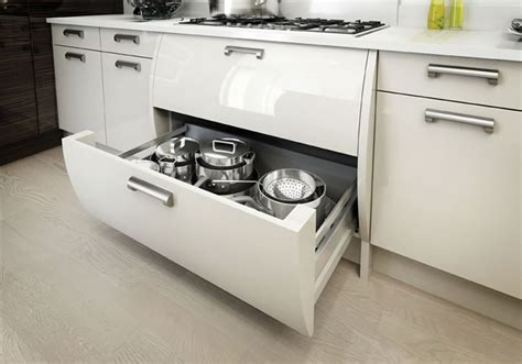 Kitchen Pot Drawers by Pan Drawer