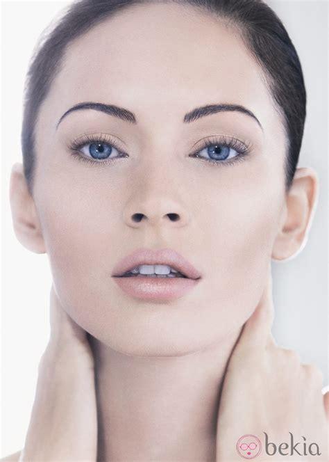 Foto Cara La Cara De Megan Fox Maquillaje Fotos De Belleza