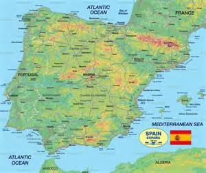 Map If Spain by Map Of Spain Spain Travel Pinterest Barcelona Spain