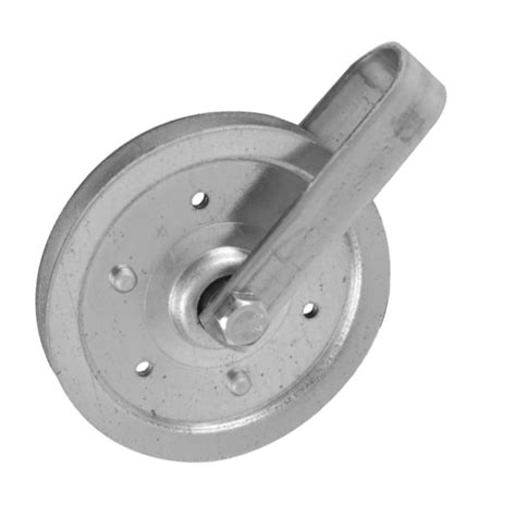 ideal security 4 inch pulley steel the home depot canada
