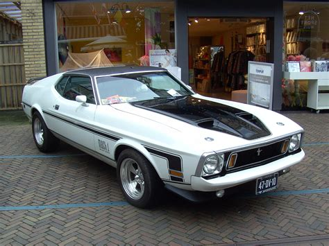 1974 ford mustang mach 1 flickr photo