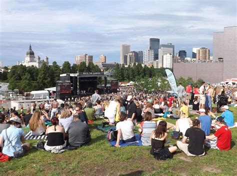 Rock The Garden Minneapolis The Big Takeover Rock The Garden Minneapolis Mn Saturday Sunday June 21 22 2014