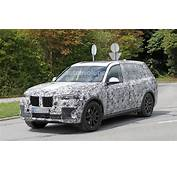 2019 BMW X7 Spied Near The Nurburgring Looking As Massive