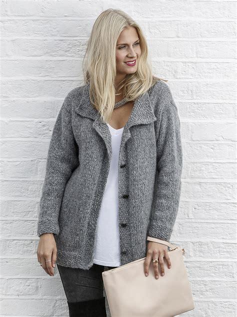 chunky cardigan knitting pattern free chunky cardigan pattern knit rowan