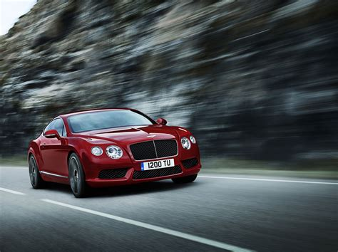 bentley gt 2012 bentley continental gt v8 to debut at detroit auto