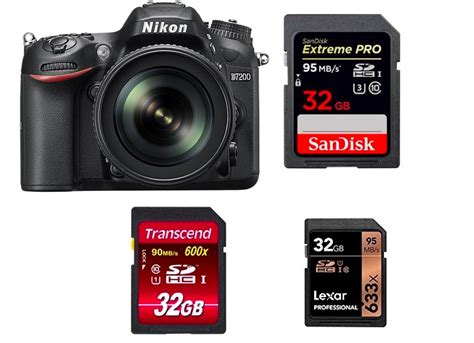 Memory Card Nikon best memory cards for nikon d7200 daily news