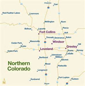 of northern colorado cus map communities