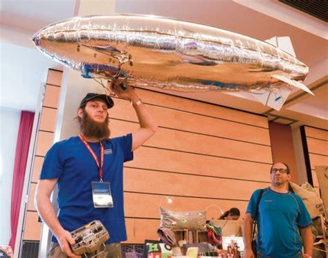 zuhause zeppelin die highlights der maker faire hannover 2014 c t magazin