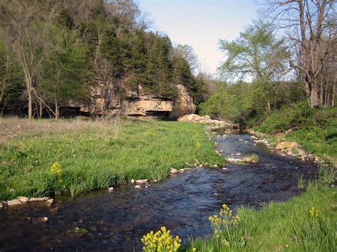 Landscape Creek St Croix County Wifly A Wisconsin Flyfishing