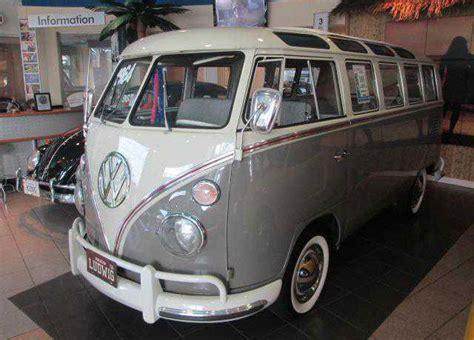 volkswagen minibus 1964 1964 vw 21 window deluxe bus buy classic volks