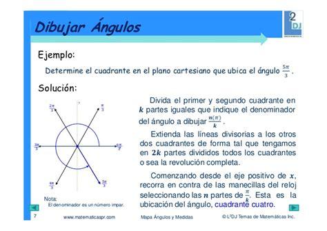 angulos en el plano cartesiano angulos en el plano cartesiano angulos y sus medidas