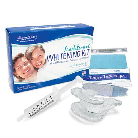 Whitening Kit traditional teeth whitening kit