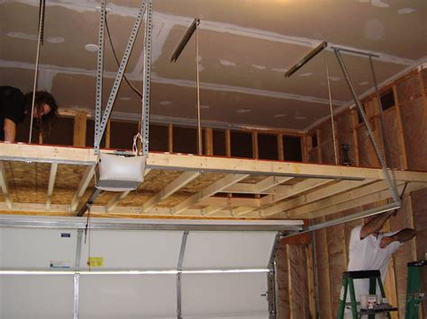 how to build a garage loft building a garage loft for storage best storage design 2017