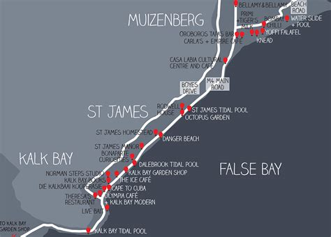 Southern charm: a guide to Muizenberg   Getaway Magazine