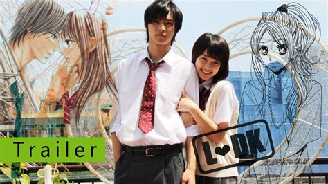 Live Action Movie L-DK (Trailer 2014) - YouTube L Dk Live Action