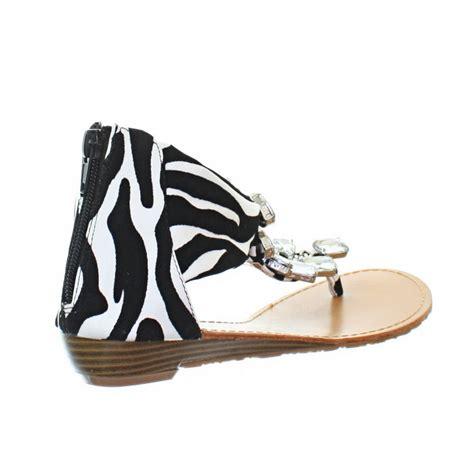 zebra print sandals 22 cool animal print sandals womens playzoa