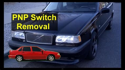 pnp park neutral position switch replacement cleaning error code p volvo