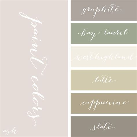 restoration hardware paint colors paint swatches colors