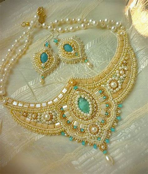 17 Best Images About Bead Embroidery On