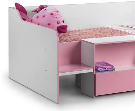 Low Sleeper Beds by Ellie Pink Low Sleeper Bed