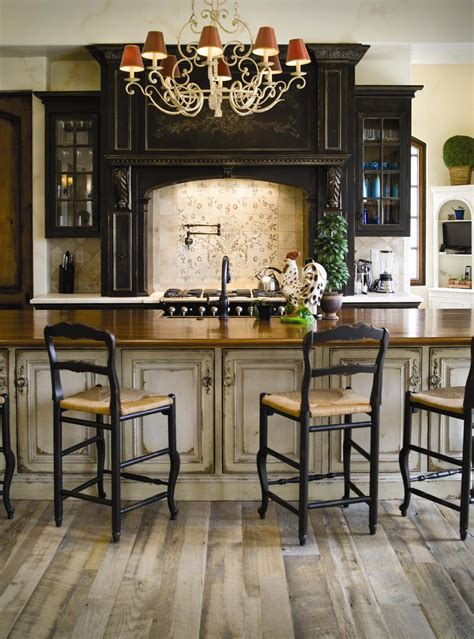 dark kitchen cabinets design chic design chic custom wood range hoods add warmth to today s kitchen