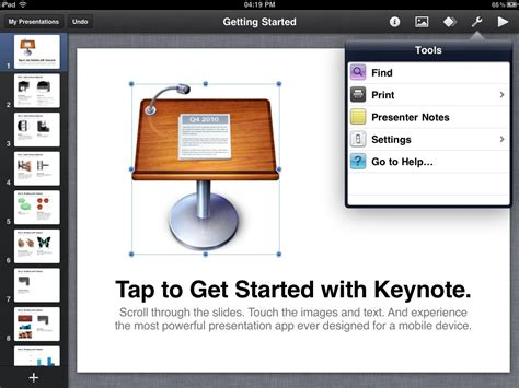 Keynote Notes the app guide quot work in progress quot