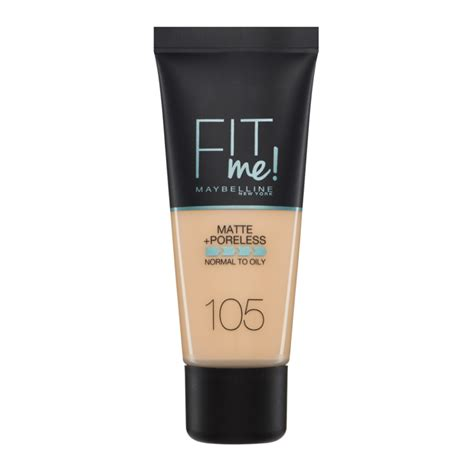 Maybelline Fit Me Poreless maybelline new york fit me matte poreless fond de teint 30ml feelunique