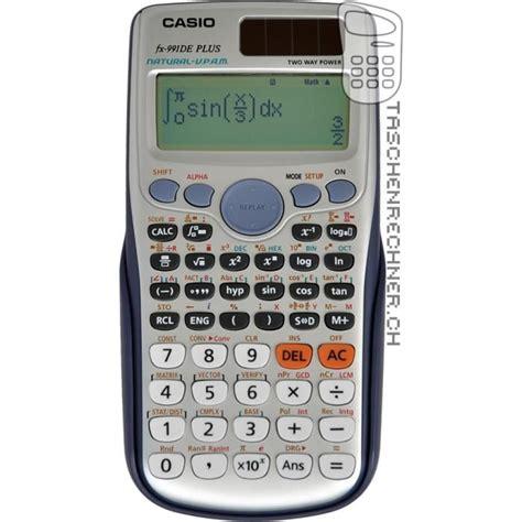 casio calcolatrice casio fx 115es plus calculatrice scientifique achat