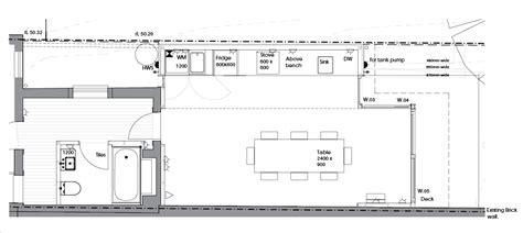 Narrow Apartment Floor Plans fitzroy north victoria yourhome
