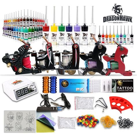 dragonhawk tattoo kit 1000 images about equipment on