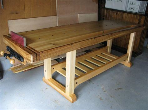 woodworkers work bench working projcet woodworking workbench