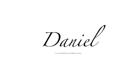 daniel tattoo the gallery for gt daniel name