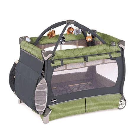 chicco pack n play instead of crib babycenter