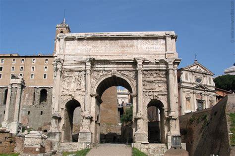 arch of septimius severus 的图像结果