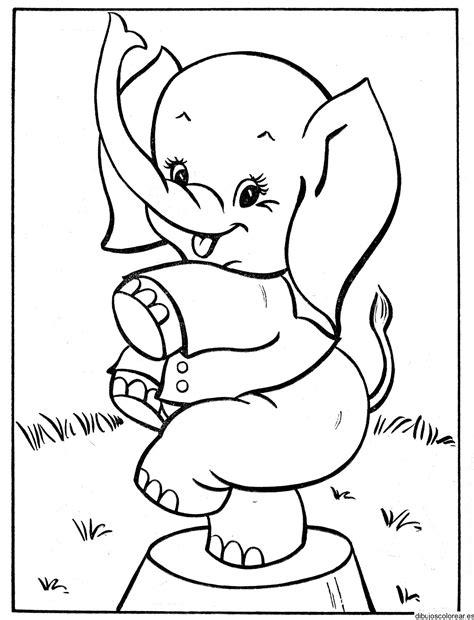 imagenes de niños jugando con globos para colorear elefantes